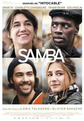 Samba - Poster - Spain