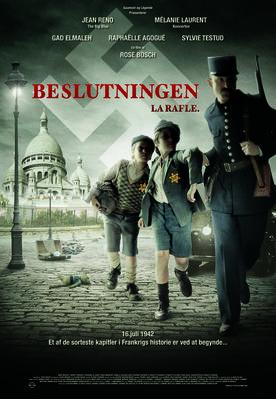 La Rafle - Affiche Danemark