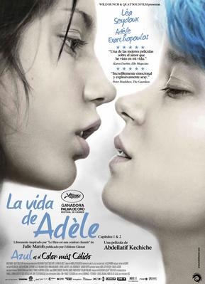 La Vida de Adèle - Poster - Colombia