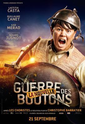 War of the Buttons (II)