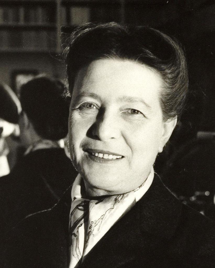 Simone de Beauvoir - UniFrance