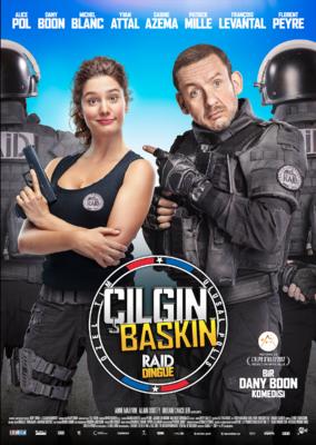 R.A.I.D. Special Unit - Poster - Turkey