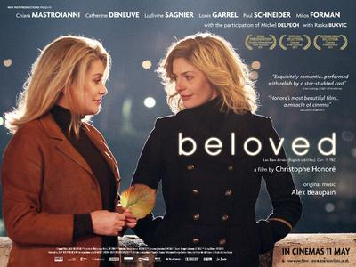 The Beloved - Poster - Royaume-uni