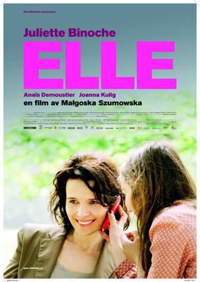 Elles - Poster - Suède
