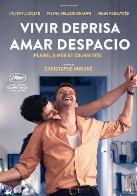 Vivir deprisa, amar despacio - Poster - Spain