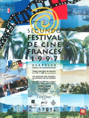 アカプルコ フランス映画祭 - 1997