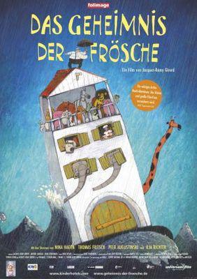 La Prophétie des grenouilles - Poster Allemagne