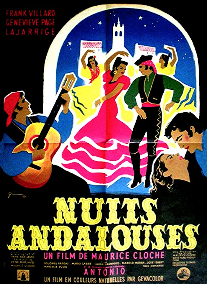 Noches andaluzas