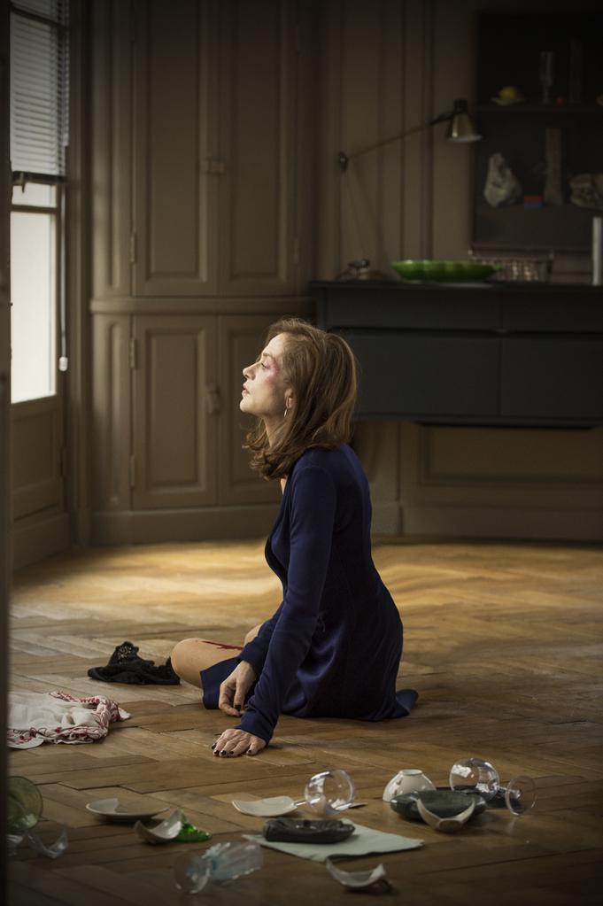 Elle - Isabelle Huppert