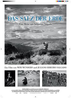 Le Sel de la terre - Poster - Germany