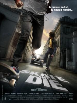 Skate or Die - Affiche - France