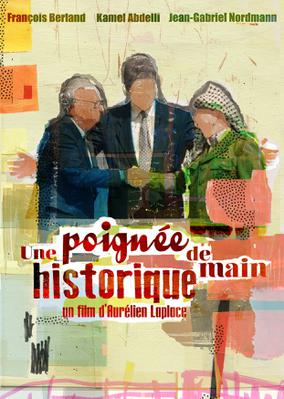 Un apretón de manos histórico