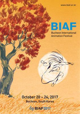 Festival Internacional de Cine de Animación de Bucheon (BIAF) - 2017 - © BIAF & Sébastien Laudenbach