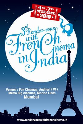 Rendez-vous with French cinema in India - 2010