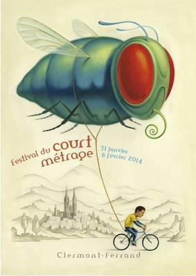 Festival Internacional de Cortometrajes de Clermont-Ferrand - 2014