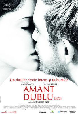 El Amante doble - Poster - Romania