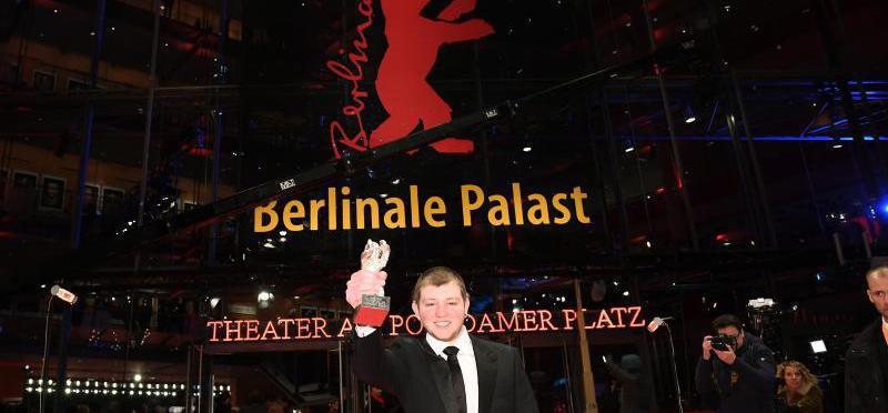 Berlinale 2018 : un jeune acteur français en haut du palmarès !