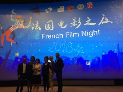 UniFrance presents a French Cinema Award to Sun Xianghui