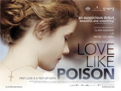 Un veneno violento - Poster - Royaume-Uni