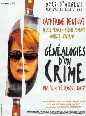 Genealogía de un crimen
