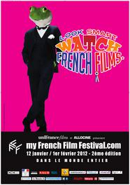 MyFrenchFilmFestival 2012 : the trailer and the posters - Poster MyFrenchFilmFestival 2012 - FR