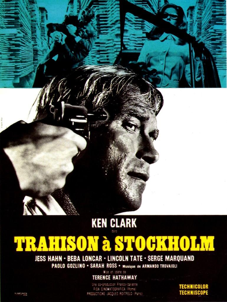 Trahison à Stockholm