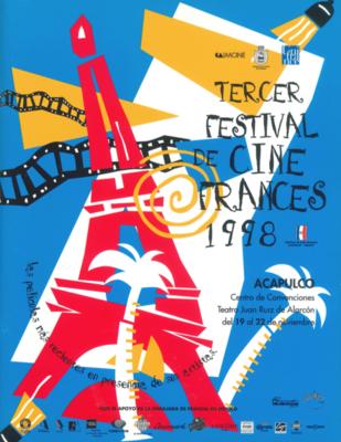 Festival du Film Français à Acapulco - 1998