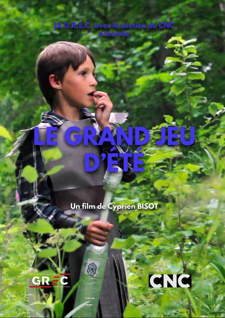 GREC - Groupe de Recherches et d'Essais Cinématographiques
