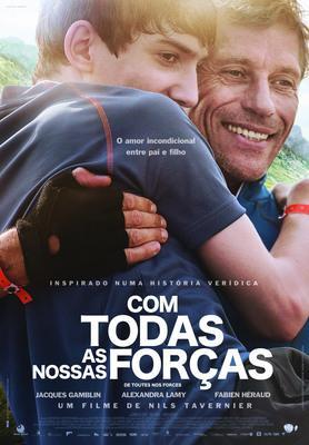 Con todas nuestras fuerzas - Poster - Portugal
