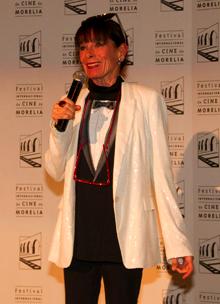 Festival Internacional de Cine de Morelia - Geraldine Chaplin