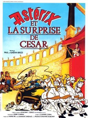 Astérix y la sorpresa del César