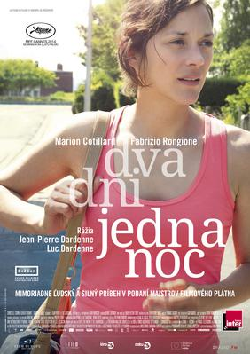 Two Days, One Night - poster - Slovakia