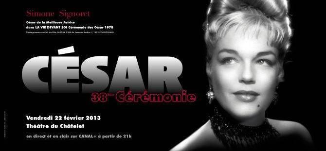 """38e Cérémonie des César : """"Amour"""" sacré meilleur film"""
