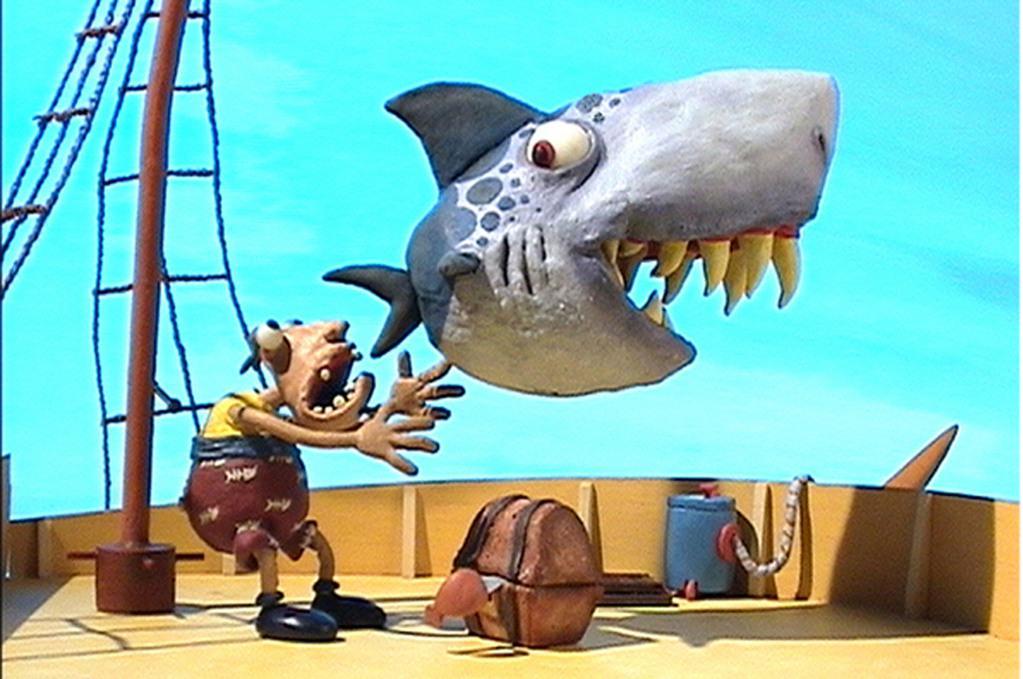 Festival internacional de cine de animación de Krok - 2003