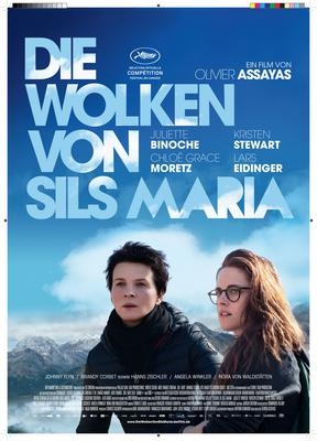 Clouds of Sils Maria - Poster - Germany