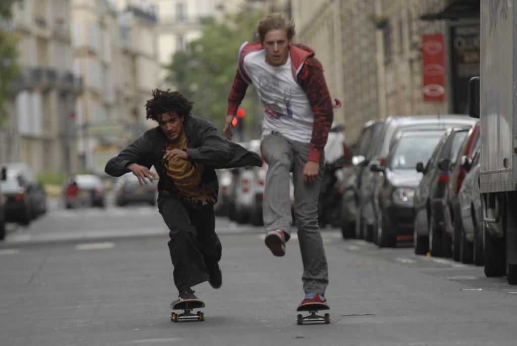 Skate or Die/スケート・オア・ダイ