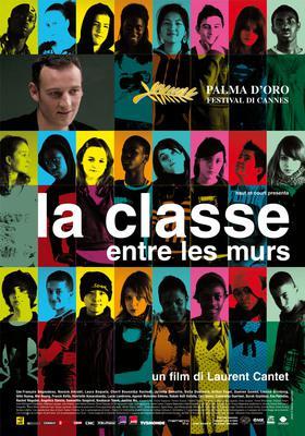 La Clase - Poster - Italia