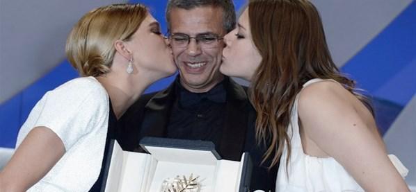 El cine francés recompensado en Cannes