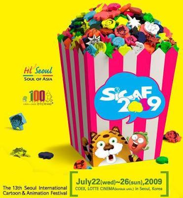Festival du film d'animation de Séoul (Sicaf) - 2009
