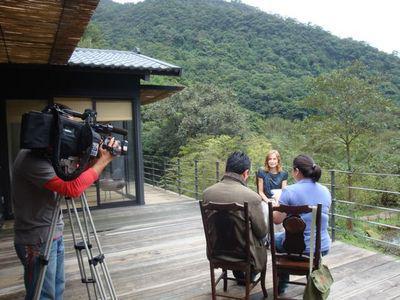 Los festivales de Extremo Oriente abren sus puertas al cine francés - Isabelle Huppert en interview - © Unifrance.org