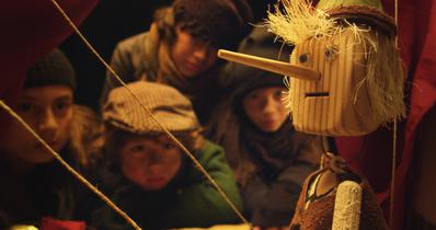 Extrême Pinocchio - Marionnette