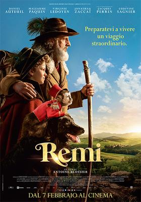 Rémi sans famille - Poster - Italy