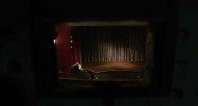 Un cinéma dans la ville