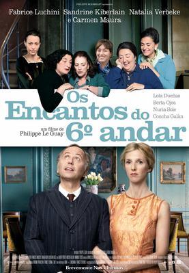 Las Chicas de la sexta planta - Poster - Portugal