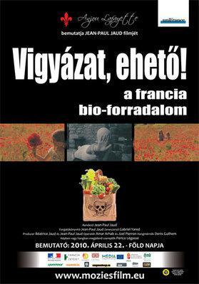 未来の食卓 - Poster Hongrie