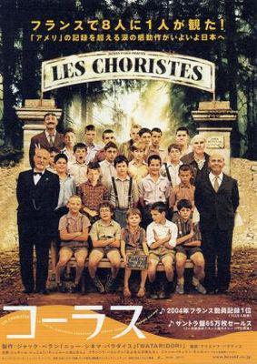 Les Choristes - Poster Japon (2)