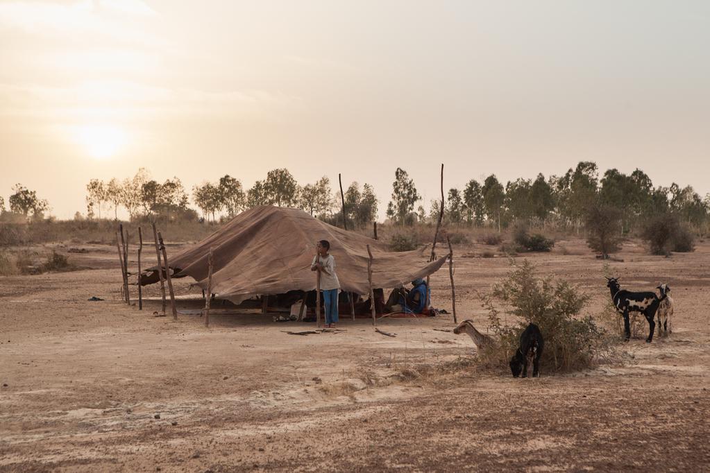 Abdoul Aziz  Nikiéma - © Rebecca Josset