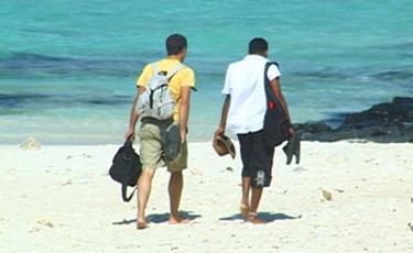 Des vacances à l'Île Maurice