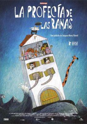 La Prophétie des grenouilles - Poster Espagne