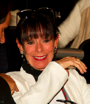 Festival International de cinema de Morelia - Geraldine Chaplin